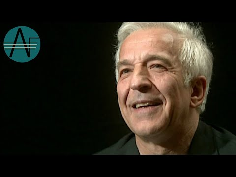 Vladimir Ashkenazy: Exclusive Interview (Bonus-Material from the documentary We want the Light)