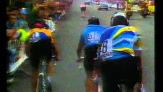 BRT TV1 - Sport op Zaterdag, met Frank Raes (27 augustus 1988) (deel 3)