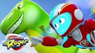 Cartoons For Children | Space Ranger Roger | Full Episode - Roger