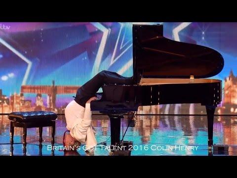 Best Auditions Got Talent - TOP PIANISTS