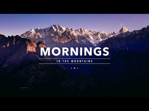 Mornings - In the Mountains - 1Min Timelapse
