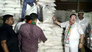 NCP Leaders Protest Against Sugar Imported From Pakistan