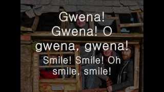 Gwena - Gwibdaith Hen Frân (geiriau / lyrics)