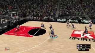SEAN KINGSTON CAN DUNK !!! 2014 CELEBRITY NBA BASKETBALL GAME NBA 2K14 MOD