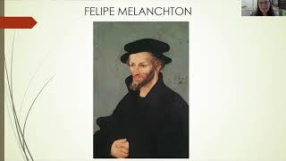 Reformadores | Felipe Melanchton | 20/12/2020