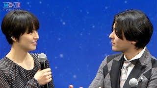 映画『50回目のファーストキス』の完成披露舞台挨拶が4月30日にイイノホ...