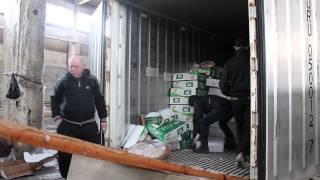 11 тонн нелегально китайского мяса нашли в Уссурийске