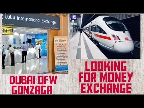 Looking For # Lulu Money Exchange# Taking Train UAE Exchange # Dubai Ofw Gonzaga