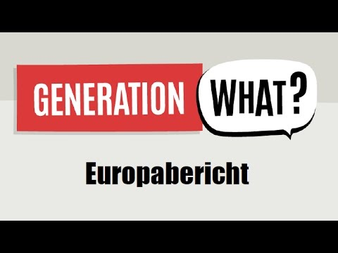 Study: Europe's Youth Distrusts the Media and Politics!