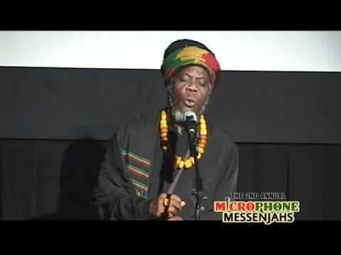 Mutabaruka - Thieving Legacy