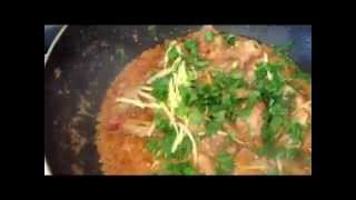 This is how to make chicken Karahi.