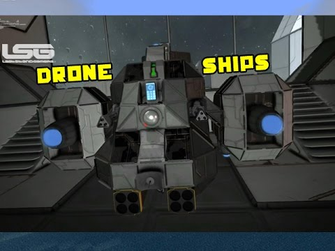 Space Engineers Remote Control Drone Ships Amp Timer