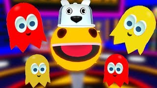 ROBLOX: THE OLD MAN TURNED PACMAN!! -Play Old man