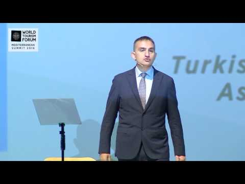 Mediterranean Summit'16 Keynote Speech: Murat Ersoy