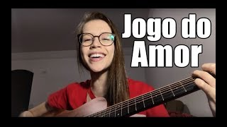 Baixar Jogo Do Amor - Mc Bruninho (Thayná Bitencourt - cover)