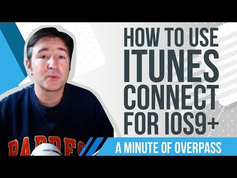 How To Use ITunes Connect - For IOS9+ - An Tutorial For IPhone Developers - A Minute Of Overpass