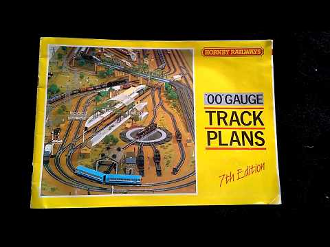 Hornby Track Plans book 7th Edition (1988)