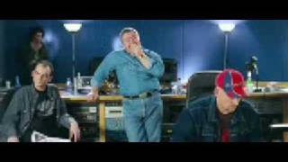 Bill mack (bill nighly) x-mas is all around from movie