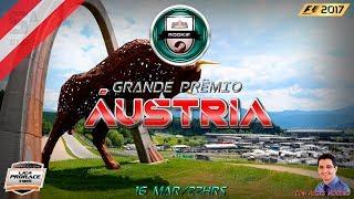 F1 2017 PRORACE | GP DA ÁUSTRIA  | PC ROOKIE | ETAPA 05 DE 08 | NARRAÇÃO RÉGIS MORENO