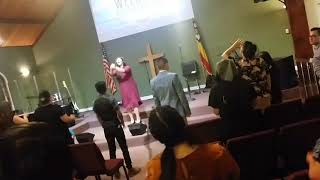 Deaf Rise 4 Service Worship Song