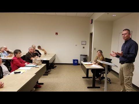 Pickens Seniors for Change & Board of Education Members