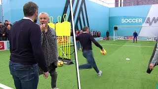 Jimmy Bullard's hilarious referee impressions 🤣 | Dave Coldwell and David Dunn | Soccer AM Pro AM