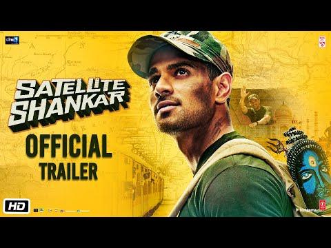 Official Trailer: Satellite Shankar | Sooraj Pancholi, Megha Akash | Irfan Kamal | 8 Nov 2019