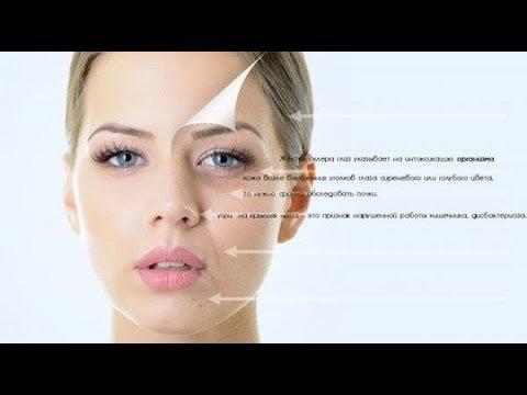 О каких болезнях могут рассказать морщины и цвет лица