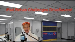 iPad Rehab Challenges DriveSavers for iPhone Data Recovery thumbnail