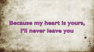 My Heart Is Yours - David Jeffery