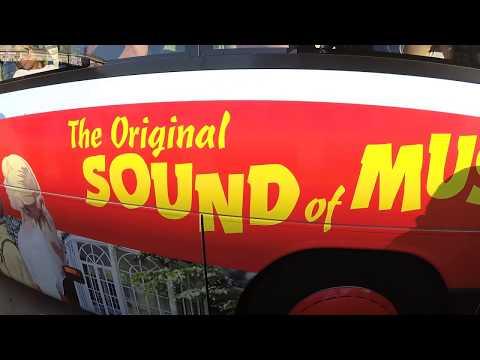 Sound of Music Tour in Salzburg Austria!