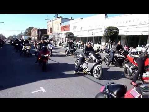 Vonta Leach Parade & Ride 24FEB2013. Part 2