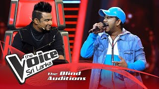 Udakara Senevirathna - Sinhayo (සිංහයෝ) | Blind Auditions | The Voice Sri Lanka Thumbnail