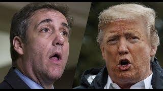 Uh-Oh: Trump Dangled Pardon to Michael Cohen?