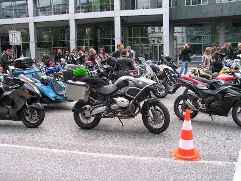 Motorradgottesdienst MoGo Hamburg am 14.06.2015