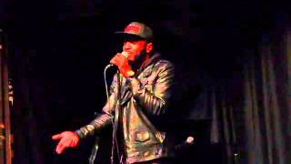 Black in America spoken word at The Nuyorican Poets Cafe