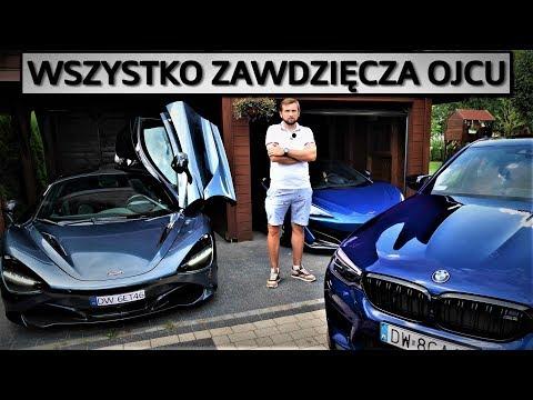 30-letni milioner spod Wrocławia. Skąd wziął pieniądze na dwa McLareny?