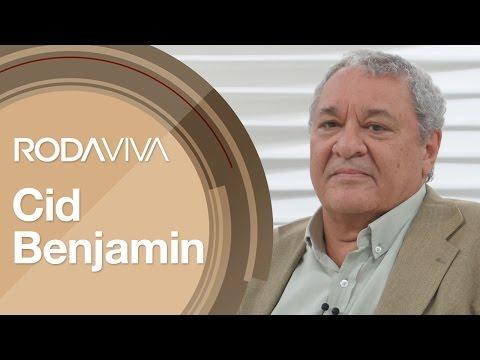 Roda Viva | Cid Benjamin | 02/01/2017
