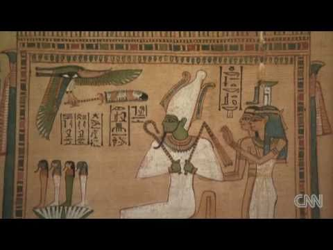 Ancient Egyptians Book of the Dead secrets