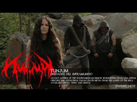 Tunjum - Difunta Señora Soberana (Death Doom From The Pagan Lands Of The Inca)