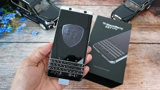 blackberry Keyone unboxing in 2019