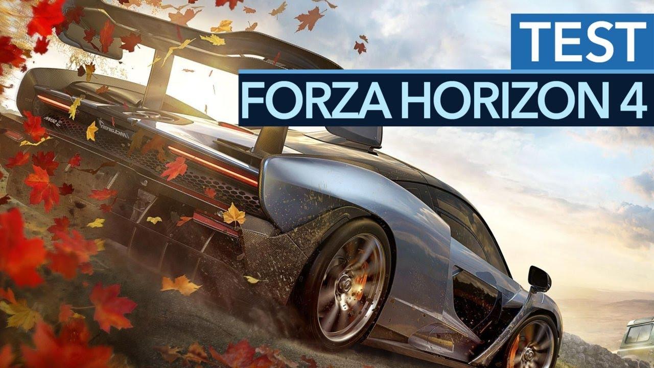 Forza Horizon 4 im Test / Review - Das beste Rennspiel 2018
