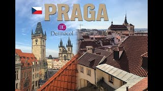 ✈️ VLOG - Praga z Dermacol | KATOSU ✈️
