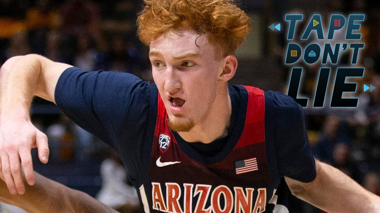 Why Arizona's Nico Mannion Is One of the Best Point Guards in the NBA Draft | Stadium