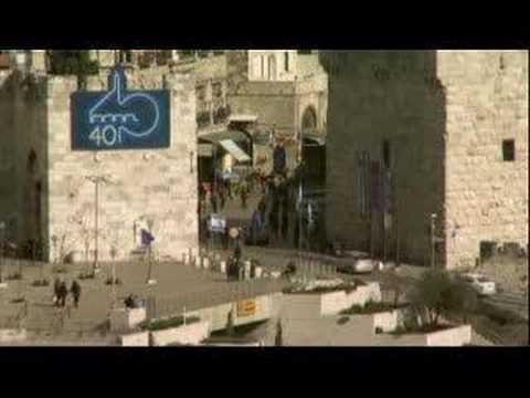 Primping Jerusalem ahead of Bush's visit - 07 Jan 08