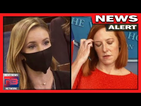 WOW. Psaki INSTANTLY FREEZES the second Press Asks her the ONE Question She NEVER Saw Coming