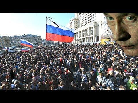 Путина в отставку Выходим на МИТИНГ