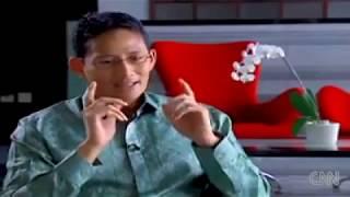 Download Video Sandiaga uno di wawancara media asing MP3 3GP MP4