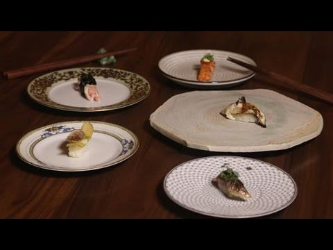O Ya's 24-Course Tasting Menu in Two Minutes