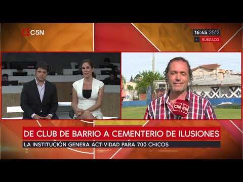 San Martín de Burzaco, ¿un club al borde del colapso?